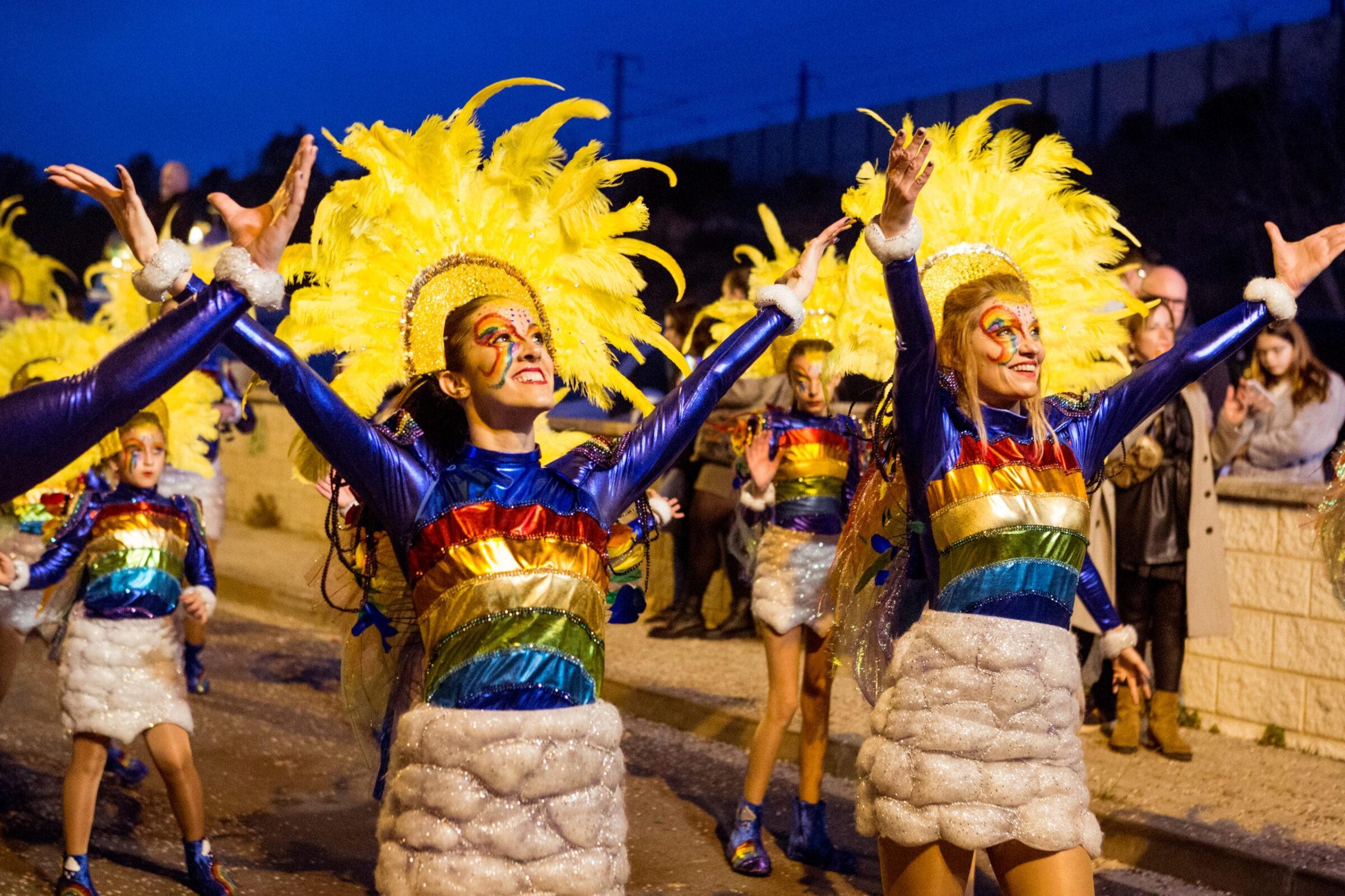 GALERIA D'IMATGES l Carnaval de la Pobla de Montornès 2020
