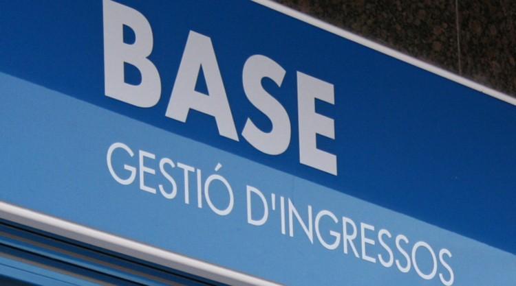 Error en la càrrega de domiciliacions bancàries de rebuts gestionats per Base gestions d'ingressos de Torredembarra