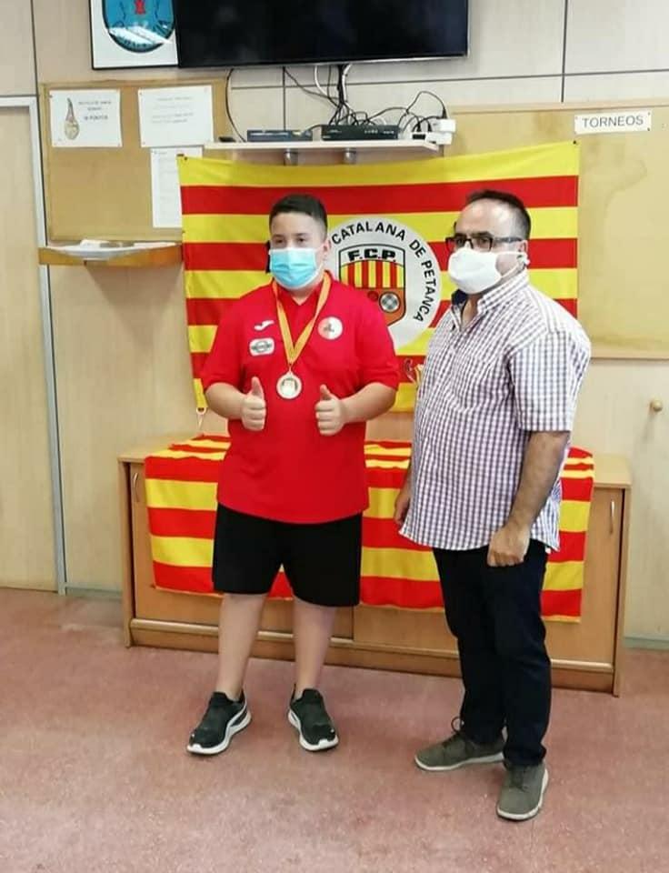 Acabada la fase final a Catalunya de l'individual de petanca