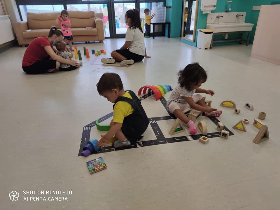 Pla d'organització per a l'obertura Escola Bressol Municipal Sol Solet (curs 2020-2021)