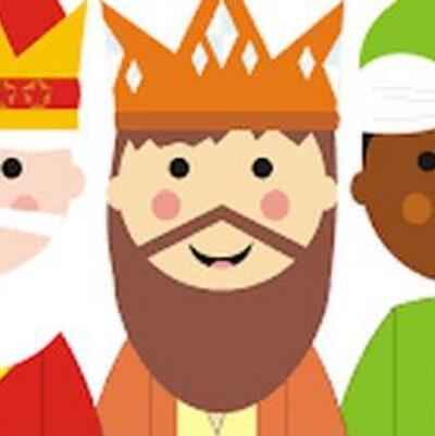 Arribada dels Reis d'Orient a la Pobla de Montornès