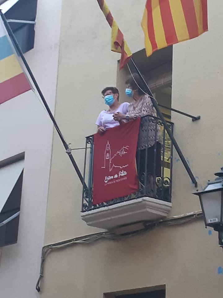 """En marxa el sorteig """"Puja al balcó per la Festa Major"""""""